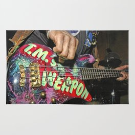 LET IT ROCK BABE - Weapon Rug