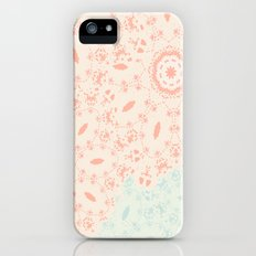 Lace iPhone (5, 5s) Slim Case