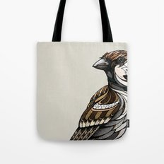 Berlin Sparrow Tote Bag
