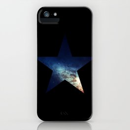 Star Implosion iPhone Case
