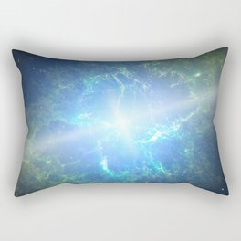 Supernova Rectangular Pillow