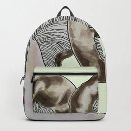 Blewit Pair Lichen Backpack