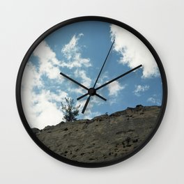solitary Wall Clock