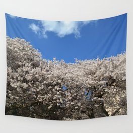 Seattle Bloom Wall Tapestry