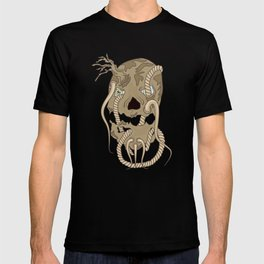 Dead Living by Tree T-shirt