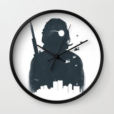 John Carpenter's Escape From New York Wall Clock