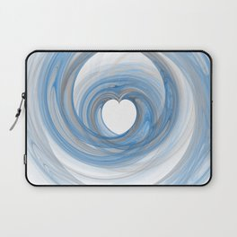 Valentine's Fractal VI - Light Laptop Sleeve
