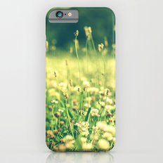 My Heart Was Wrapped in Clover (the night I looked at you) iPhone 6 Slim Case