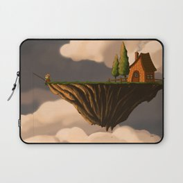 Fishing in the Clouds Laptop Sleeve