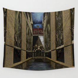 The Holy Of Holies Temple Wall Tapestry