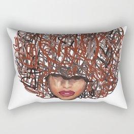 Love Your Fro Rectangular Pillow