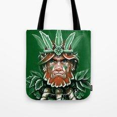 Wild Leprechan Tote Bag