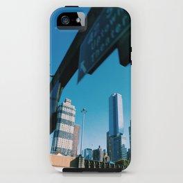 City Drive iPhone Case