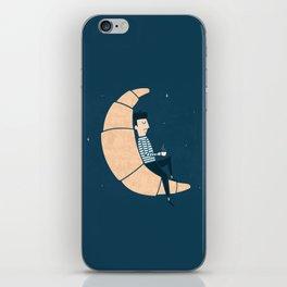 Ze Croissant Moon iPhone Skin
