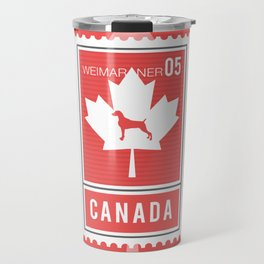 CANADA WEIM STAMP Travel Mug