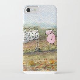 Skippy's Wardrobe iPhone Case