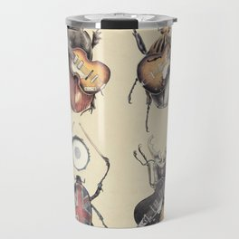 Meet the Beetles Travel Mug
