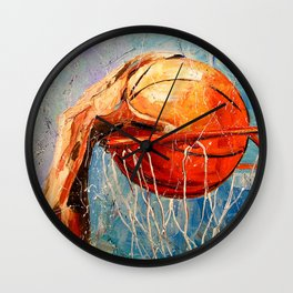 Two points Wall Clock