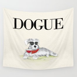 Dogue Wall Tapestry