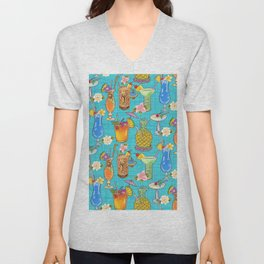 Harry's Hawaii Unisex V-Neck