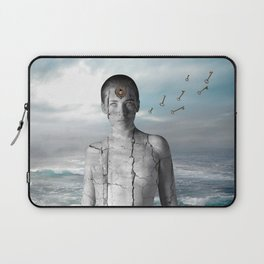 Lady of the Sea Laptop Sleeve