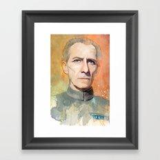 Cushing Framed Art Print
