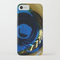 evil eye iPhone & iPod Cases featuring Evil Eye by Jim Marino
