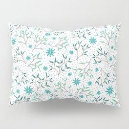 Under the Mistletoe Pattern Pillow Sham