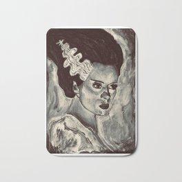 Bride of Frankenstein Bath Mat