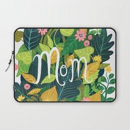 Floral Mom Laptop Sleeve