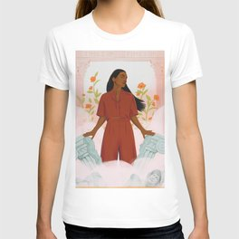 TIME'S UP by Louisa Cannell T-shirt