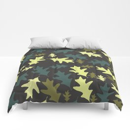Oak Leaves Two Comforters