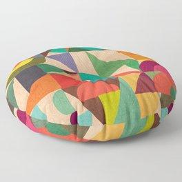 Color Field Floor Pillow