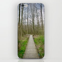 Wherever You May Go iPhone Skin