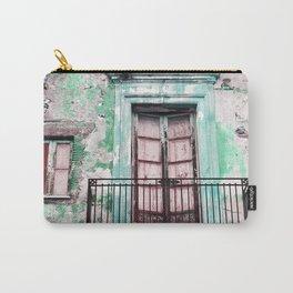 Facade - Taormina - Sicily Carry-All Pouch
