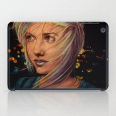 Wind Speaks While the City Sleeps (VIDEO IN DESCRIPTION!) iPad Case