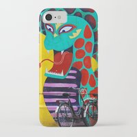 amsterdam iPhone & iPod Cases featuring Amsterdam by Laíz Jacon