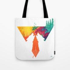 Wolves Tote Bag
