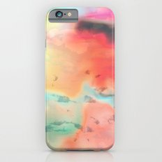 Spring gradients (Cloudscape) Slim Case iPhone 6s