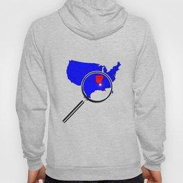 State of Arkansas Hoody