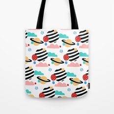 CANDY PLANET Tote Bag