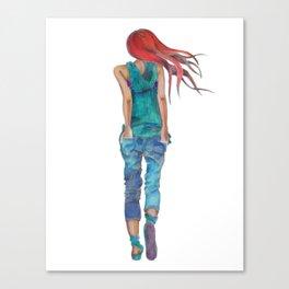 Carolijn Canvas Print