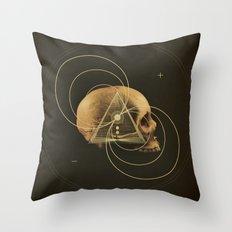 Skull I Throw Pillow
