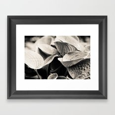 Compromising Position Framed Art Print