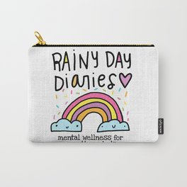 Rainy Day Diaries Carry-All Pouch