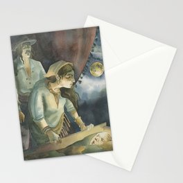 Birth of the Moon Child Stationery Cards