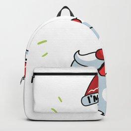 santa handy Backpack