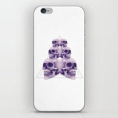 ☠ 6 skulls ☠ iPhone & iPod Skin