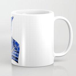 Tribal Stingrays Ocean Animals Coffee Mug