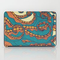 octopus iPad Cases featuring Octopus by Arcturus